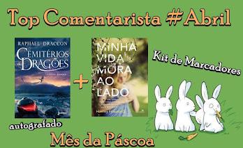 #Top Comentarista - Abril!