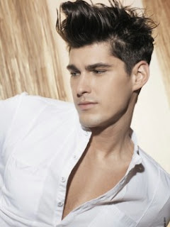different hairstyles new popular men's hair models 2014