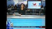 . onde teve participação ao vivo direto da newsroom da TV Guará, .