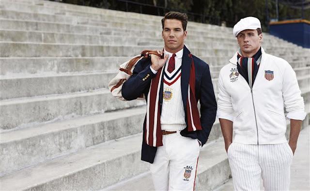 Uniform Fashion♡ London Olympics 2012