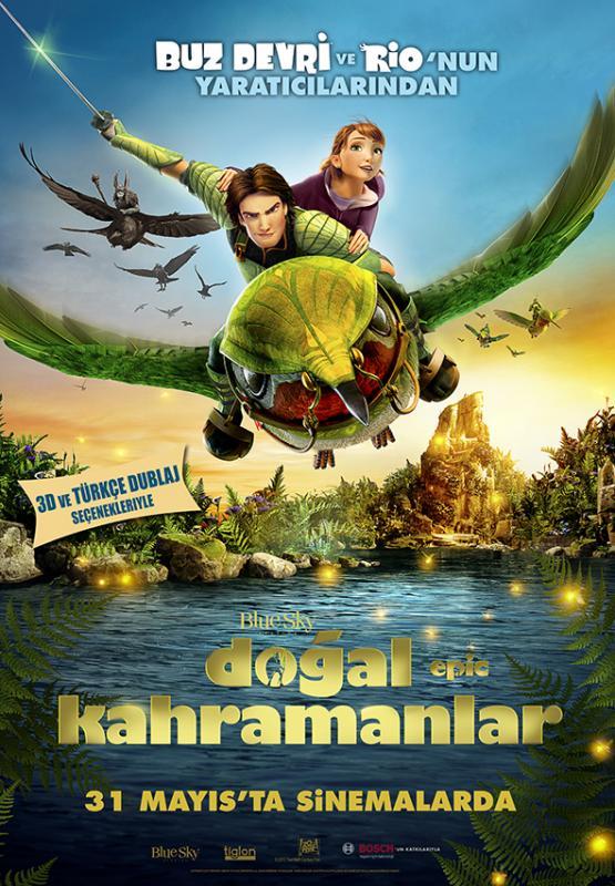 Doğal Kahramanlar (2013) Film indir