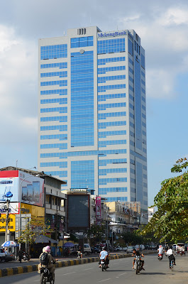 Phnom Penh Tower, Cambodia