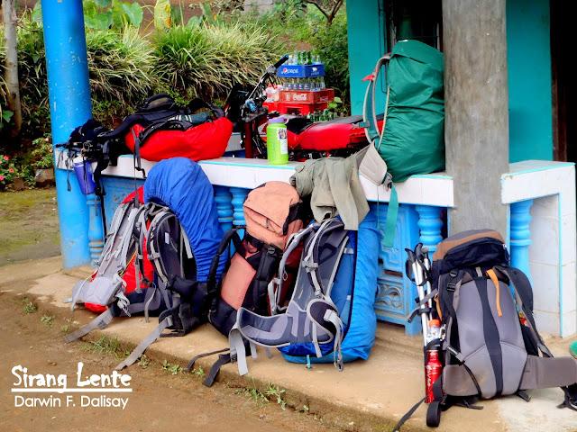 Mt. Apo Registration