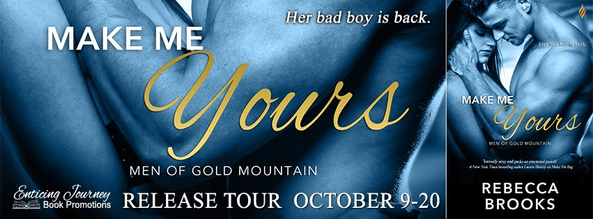 Make Me Yours Release Blitz
