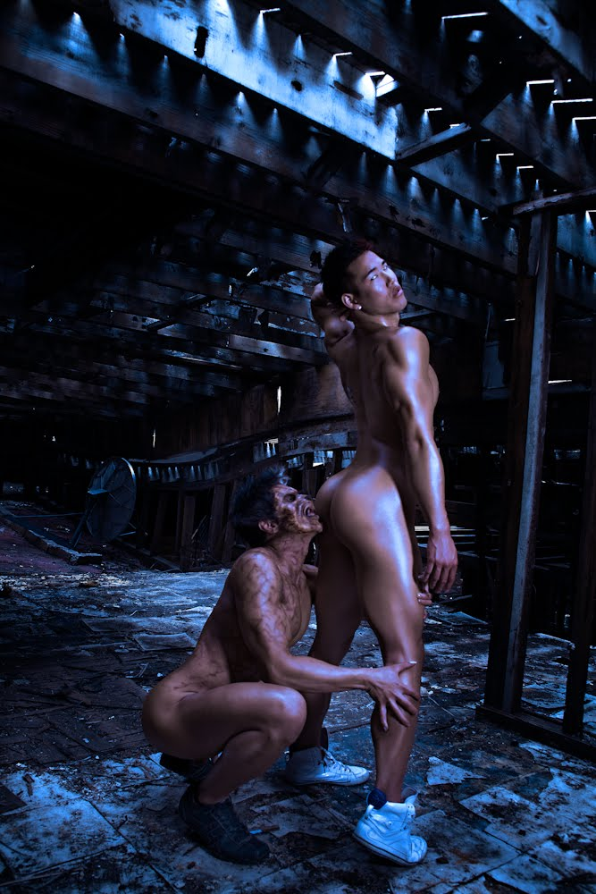 Guy Tang and Robbie Fresh by Justin Monroe (Special Halloween)