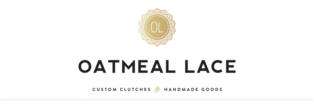 oatmeal lace design