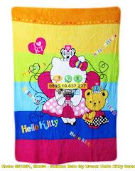Harga Slm04 – Selimut Bulu My Dream Hello Kitty Colourfu Jual