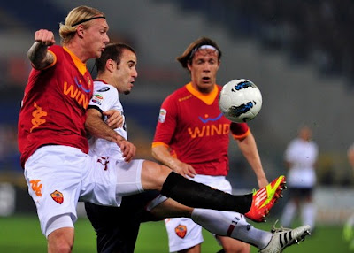 Roma Genoa 1-0 highlights sky