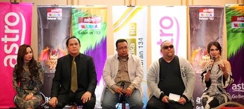 Juri Professional Maharaja Lawak Mega 2013, Juri tetap Maharaja Lawak Mega 2013, pengkritik Maharaja Lawak Mega 2013