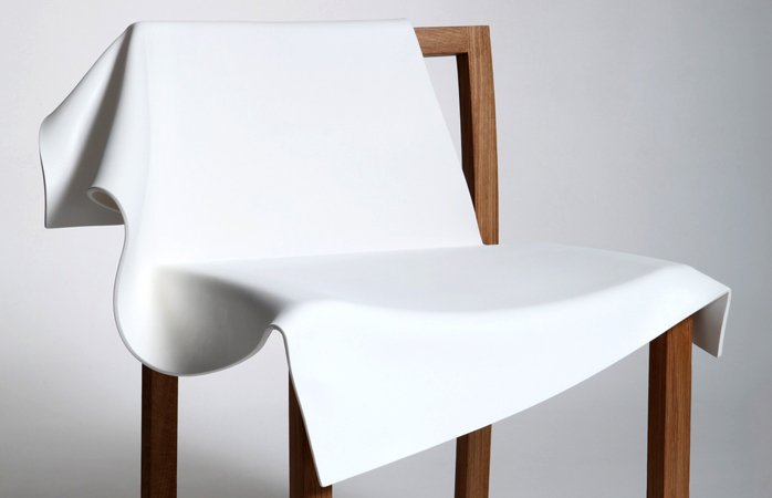 Toga Chair by Reut Rosenberg