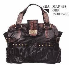 tas wanita black
