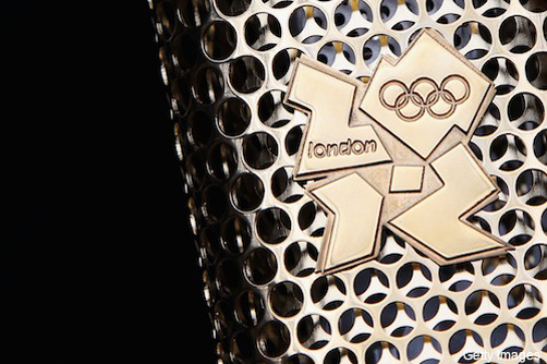 london 2012 olympic torch. London 2012 Olympic Torch