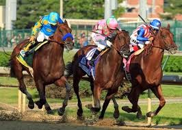 Another 1-2-3 finish at Preakness???