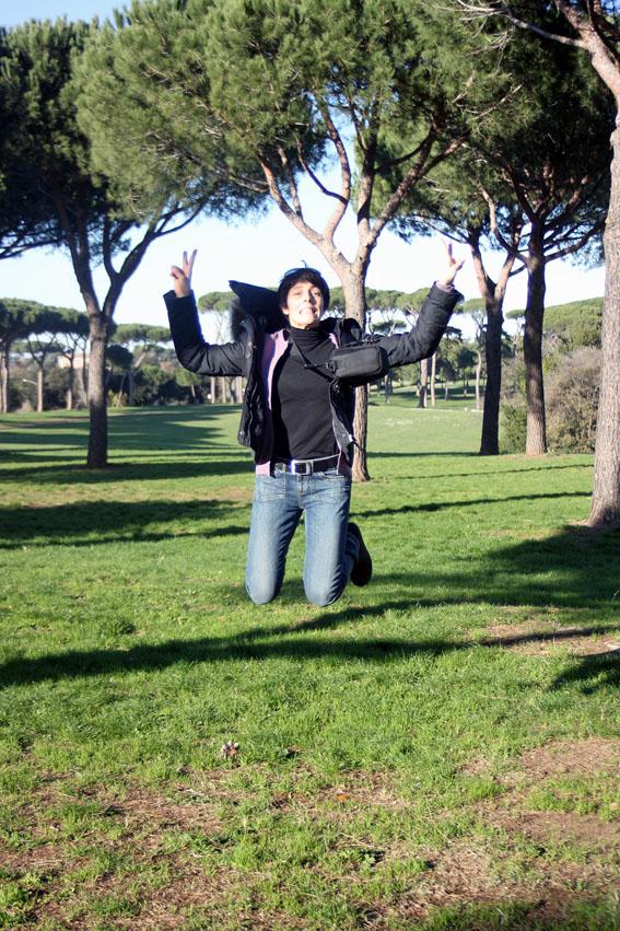 Villa Pamphili, dicembre 2011