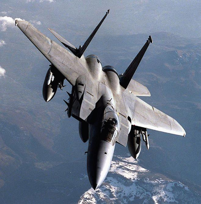 F-15 Eagle Multirole Fighters Aircraft