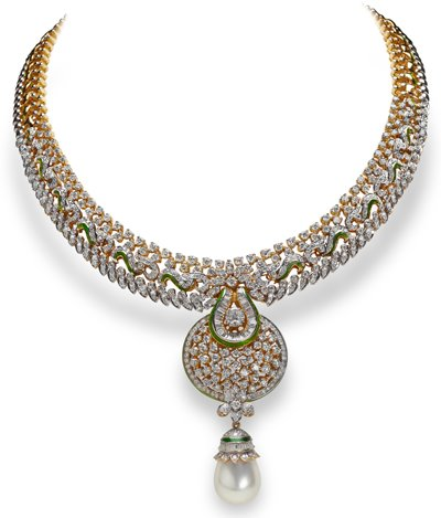 Tbz Jewelry Designs http://www.indiangoldesigns.com/2012/04/tbz-original-beautiful-designer-diamond.html