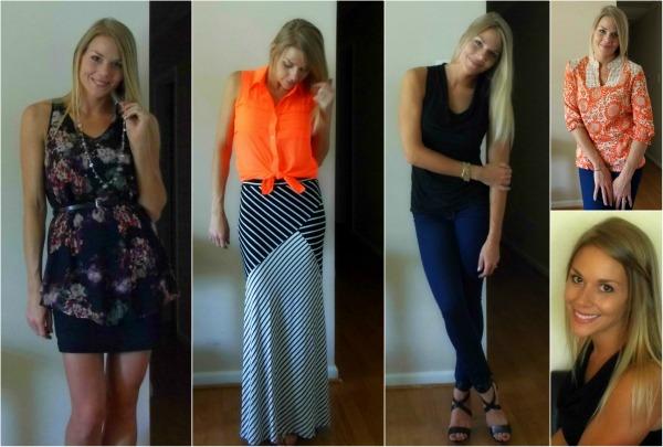 stitchfix, creating outfits