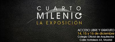 Exposición Cuarto Milenio (14, 15 y 16 de diciembre de 2012).