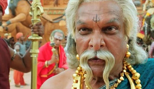 Nasser as BIJJALADEVA   Baahubali – The Beginning