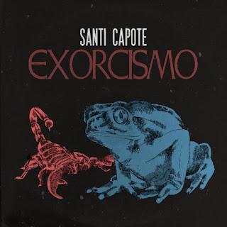 Santi Capote edita su primer single en solitario, Exorcismo
