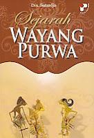 toko buku rahma: buku SEJARAH WAYANG PURWA, pengarang sutardjo, penerbit panji pustaka