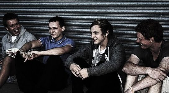 Best Served Chilled: indie/alternative rock band from Nottingham, UK played in E112 of the ArenaCast