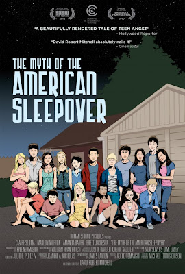 Watch The Myth of the American Sleepover 2011 BRRip Hollywood Movie Online | The Myth of the American Sleepover 2011 Hollywood Movie Poster