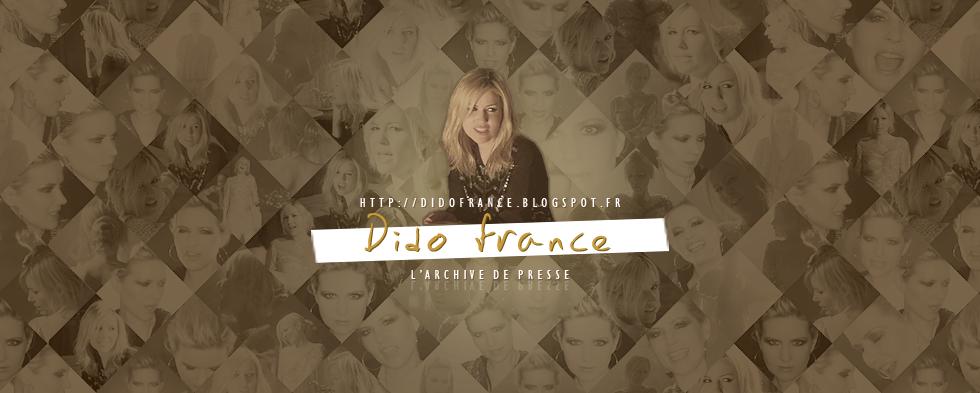 Dido France | L'archive de presse