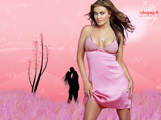 Model Carmen Electra Photo picture collection 2012