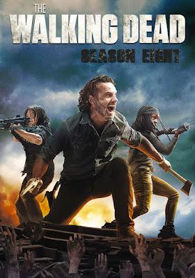 The Walking Dead (TV Series) S08 DVD R1 NTSC Latino