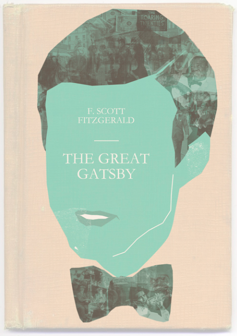 Book Cover Ideas For The Great Gatsby ~ Pop bop shop spotted fan designed covers for the great