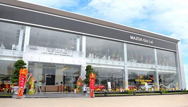Mazda Gia Lai