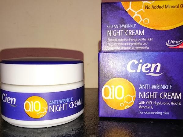 Cien Q10 Anti-Wrinkle Night Cream
