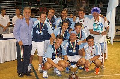 Argentina Campeona del Mundo por Equipos 2012