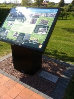 Halton Grove Information Board
