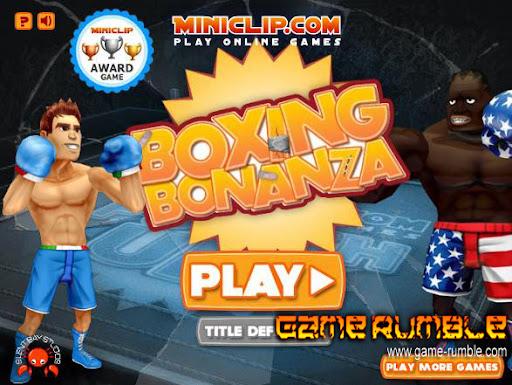 Boxing Bonanza