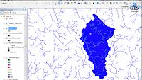 arctoolbox add extension toolbox arcgis archydro hydrology geojamal Jamal chaaouan DEM MNT reseau hydrologie الارتفاعات الرقمية للأراضي الشبكة المائية جمال شعوان