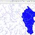 أداة استخراج الشبكة المائية والرتب النهرية من الارتفاعات الرقمية على ArcGIS
