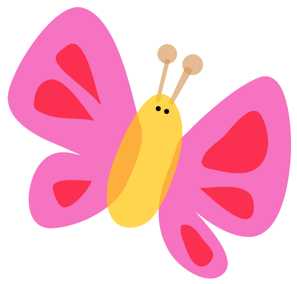 Pics For Gt Cute Butterflies Png