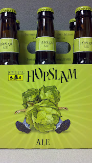 the Ripening, drinking only water, Bell's Hopslam, craft beer, IPA