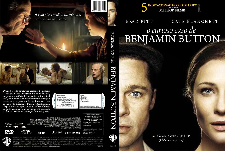3GpCell Covers: O Curioso Caso de Benjamin Button
