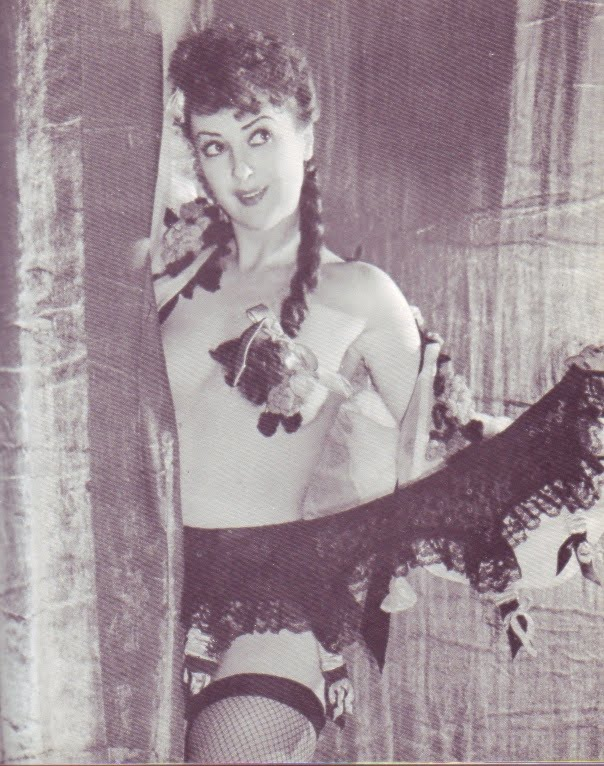 The daily glean miss gypsy rose lee quot the dorothy parker of