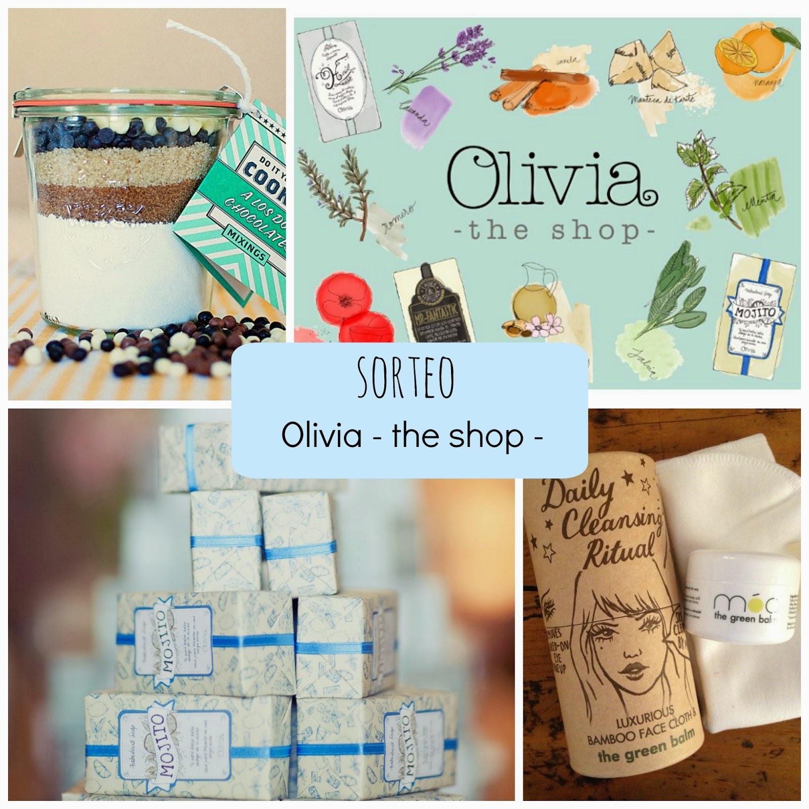 olivia the shop sorteo blog infantil mama de noa jabon mojito kit moa petra mora