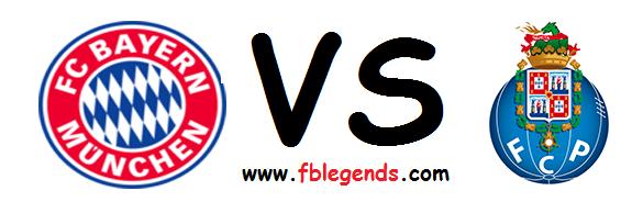 مشاهدة مباراة بورتو وبايرن ميونخ بث مباشر اليوم الأربعاء 15-4-2015 اون لاين دوري أبطال أوروبا يوتيوب لايف fc porto vs bayern munich