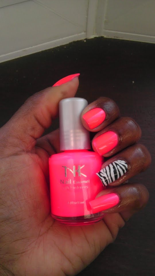 Polish20:The Budget NailNista: Nicka Nail Enamel in Cotton Candy ...