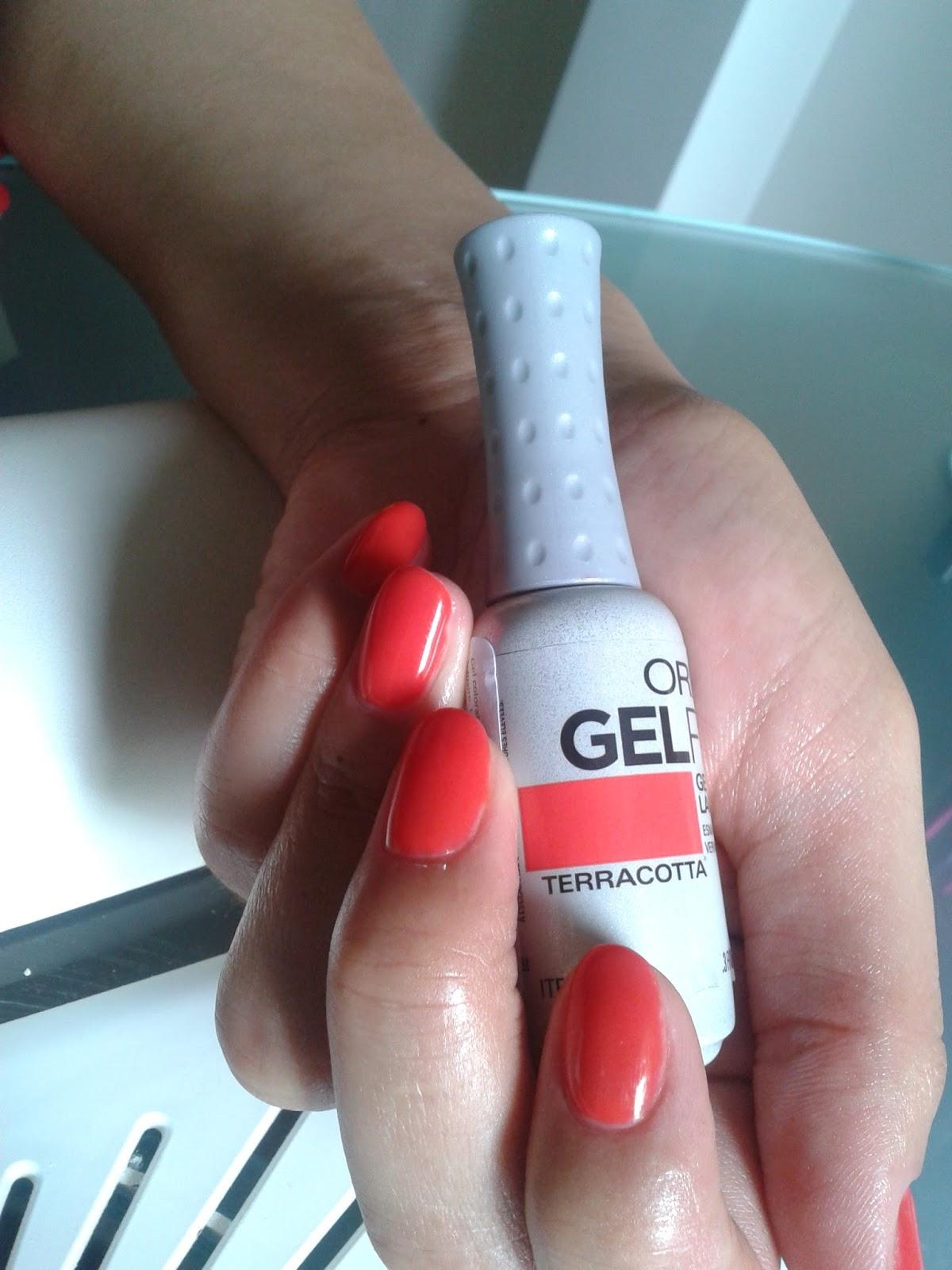 stefy nails art  orly gel fx