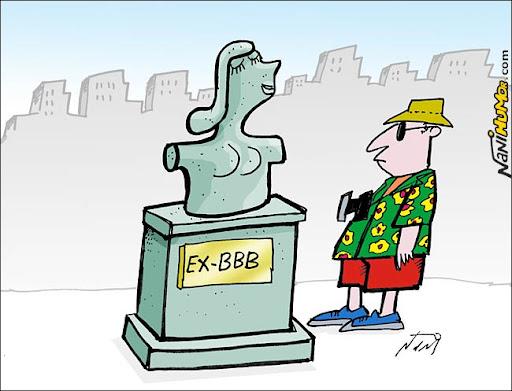 Grandes heróis da pátria: Ex-BBB