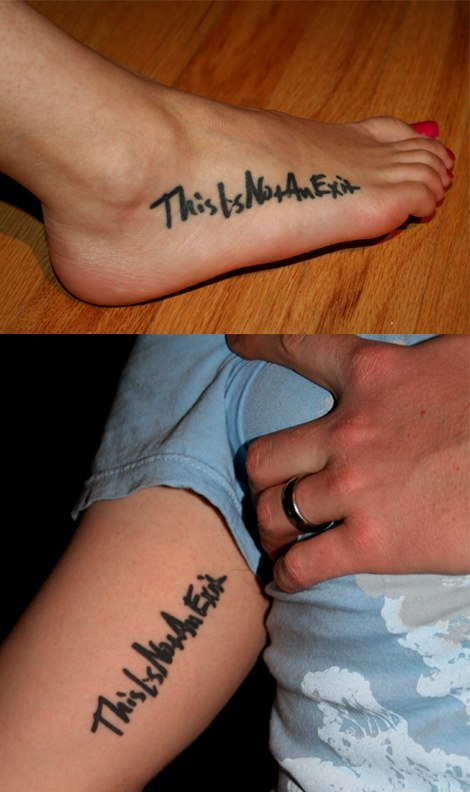 Couples Tattoos Part 13 Thevulpecula