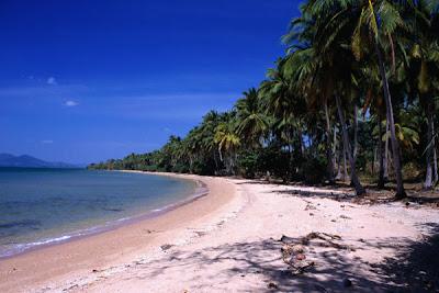 (Cambodia) - Koh Tonsay Island