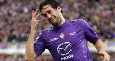 Fiorentina-Siena 4-1 highlights